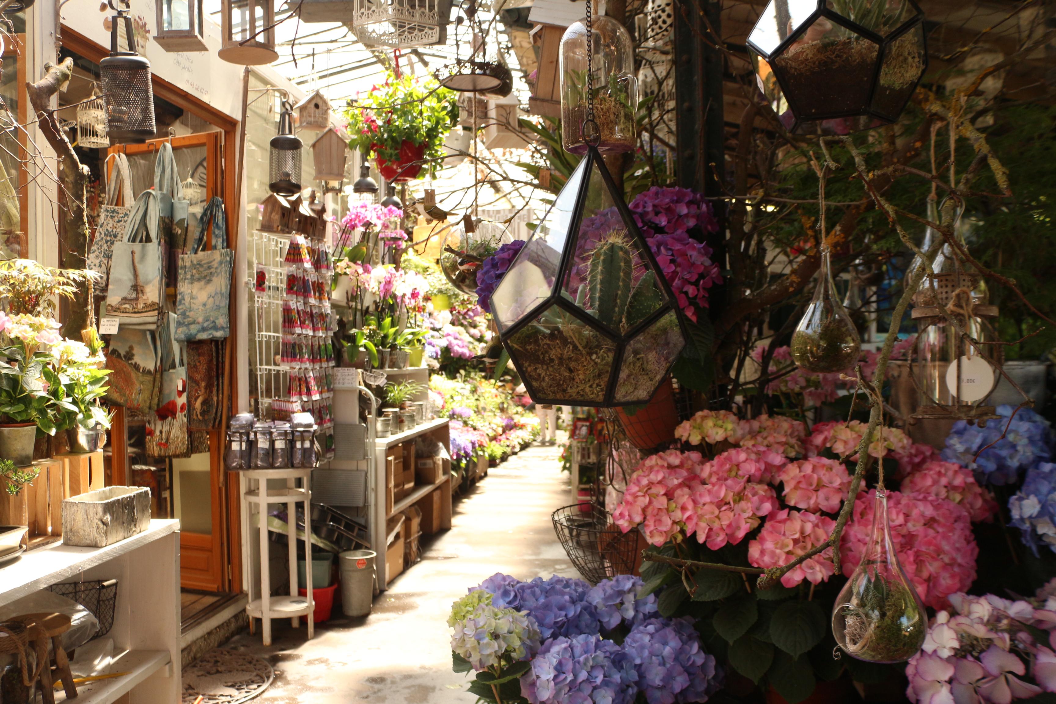 Marché aux Fleurs Alley