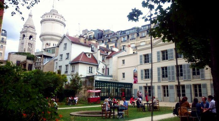 Musée Montmartre Et Jardin Renoir In Paris