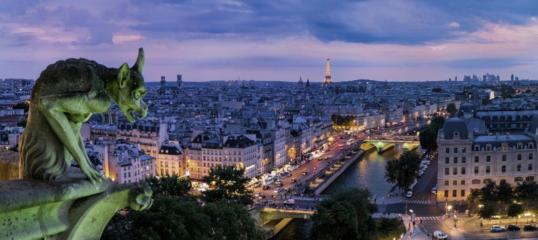 Gereja Notre Dame Paris