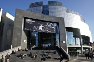 Opera Bastille In The Summer
