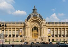 Petit Palais Paris Front View