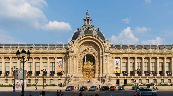 Petit Palais Paris Front View