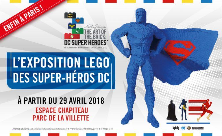 Super Heroes in LEGO
