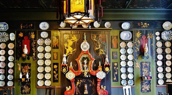 Salon Chinois of Victor Hugo House