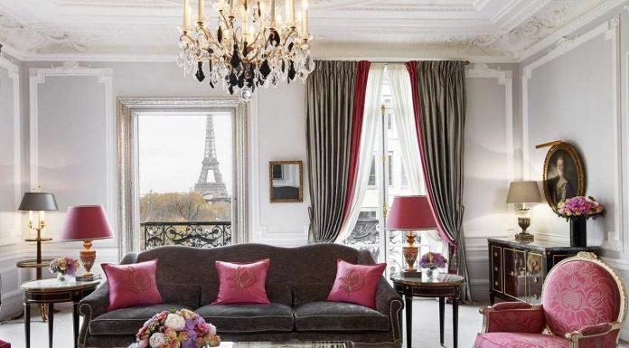 Hotel Paris dekat Menara Eiffel