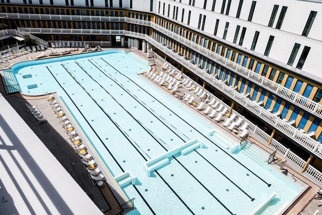 Hotel Paris bersejarah