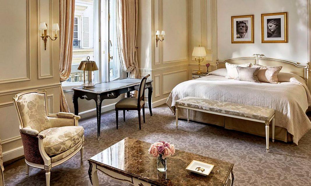 Hotel Bintang 5 di Paris