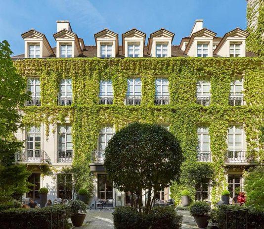 Hotel Paris bintang 5 di le Marais Paris