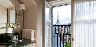 Menginap di Paris, hotel bintang 5