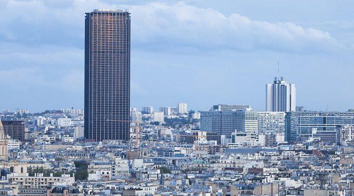 Pemandangan bagus kota Paris