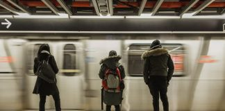 How to use the train in Paris - Matthew Harry burst