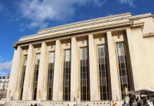 Palais De Chaillot Paris 16