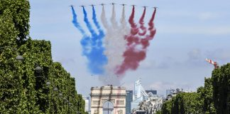 Bastille Military Parade