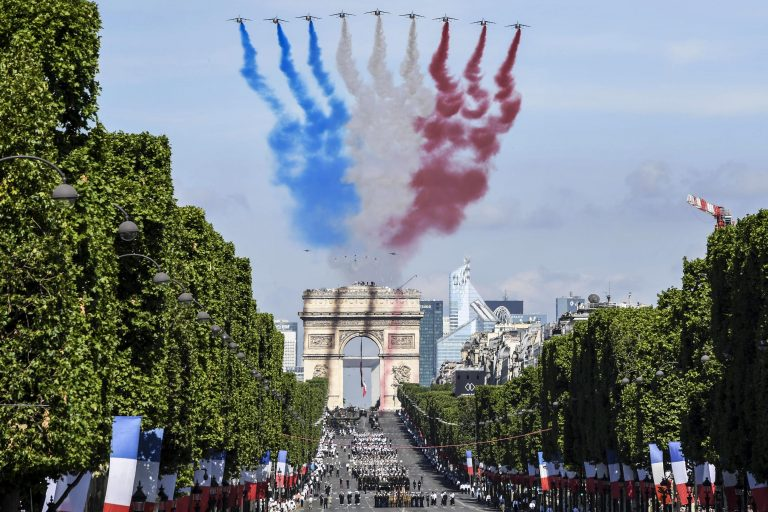 Things You Shouldn't Miss on Bastille Day (French National Day)