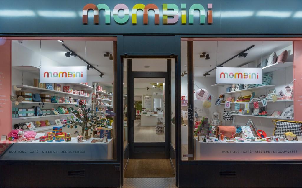 boutique mombini exterior