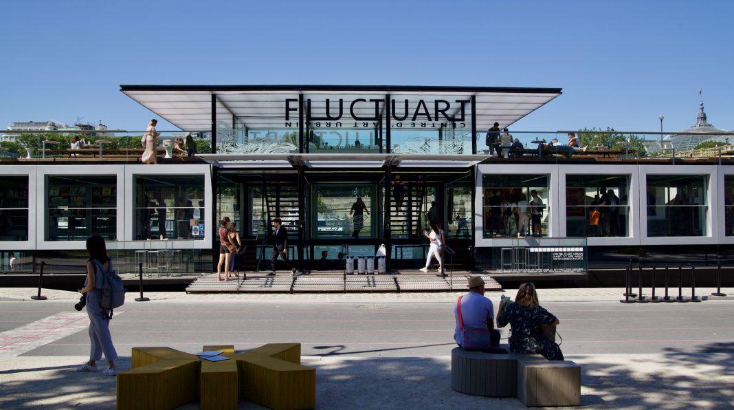 fluctuart premier centre d'art urbain au monde